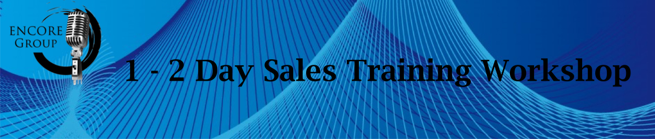 1 2 day sales training workshop